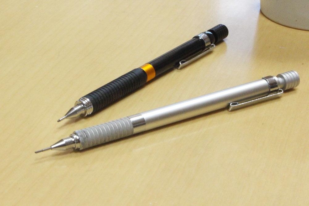 デザイナー愛用ペン