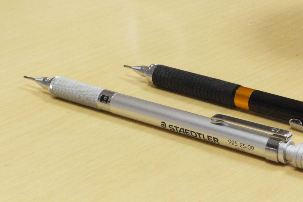 ステッドラー製図用シャープペンシル