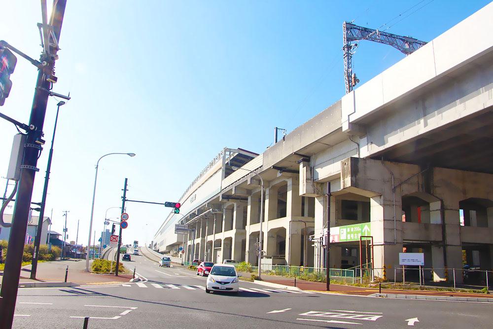 大崎市の古川駅
