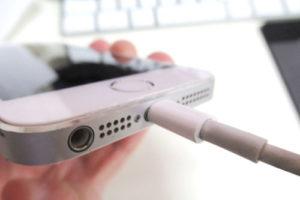 iPhoneが充電できない!故障?と思ってたら…単純だった話