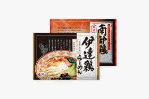 宮城食品パッケージのデザイン