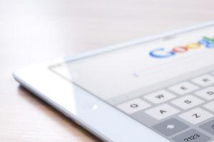 はじめてホームページを作って検索エンジンに表示する方法