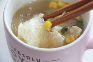 寒い時期…。最近、スープにはまる