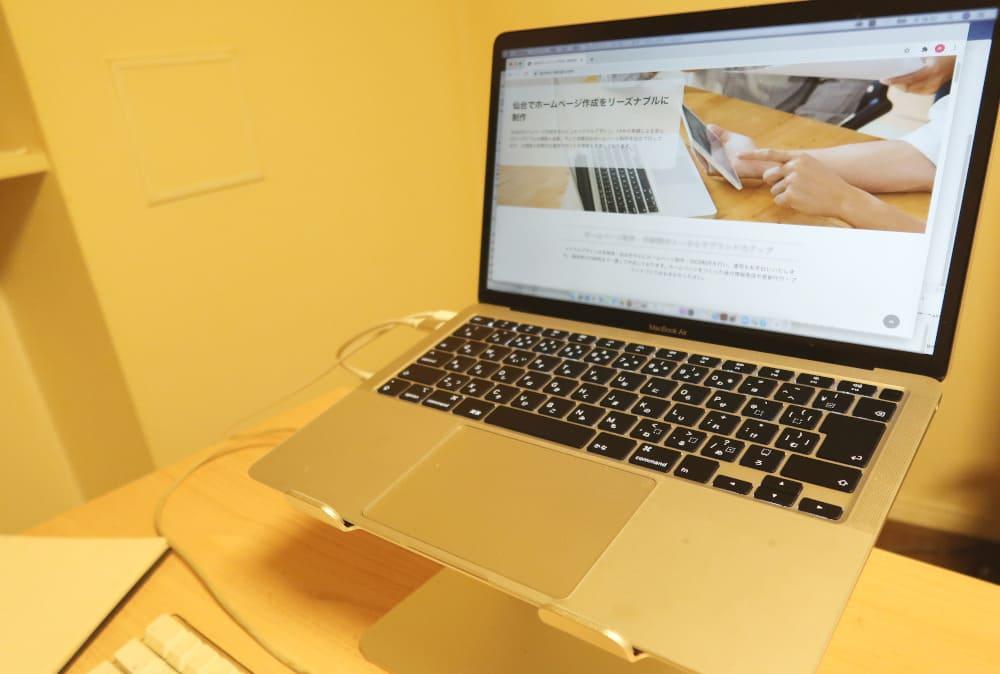 macbookとボヤタ