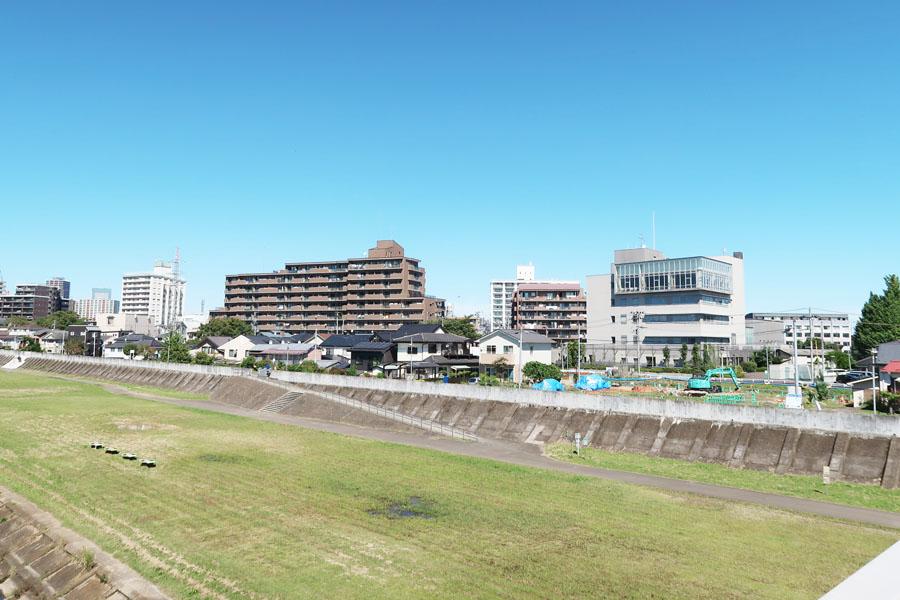 宮沢橋周辺